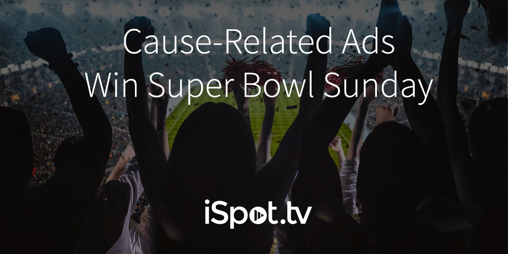 Cause-Related Ads Win Super Bowl Sunday