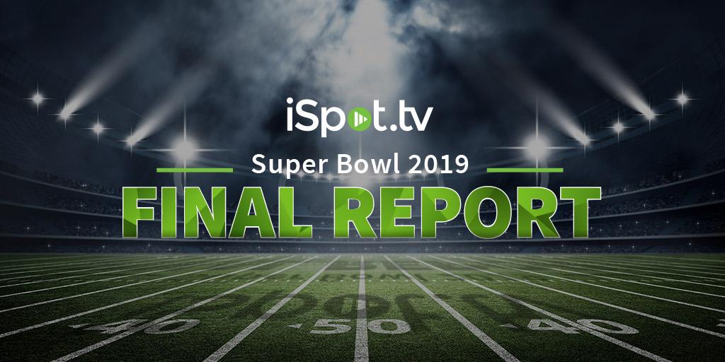 2019 Super Bowl Final Report
