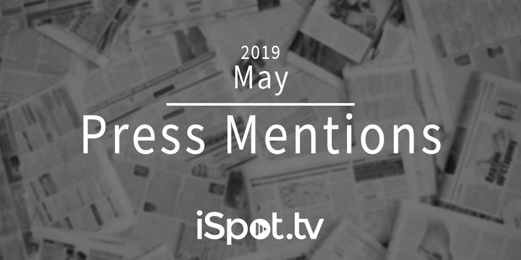 Press Mentions - May 2019