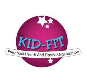 The KID-FIT Preschool Health And Fitness Organization logo