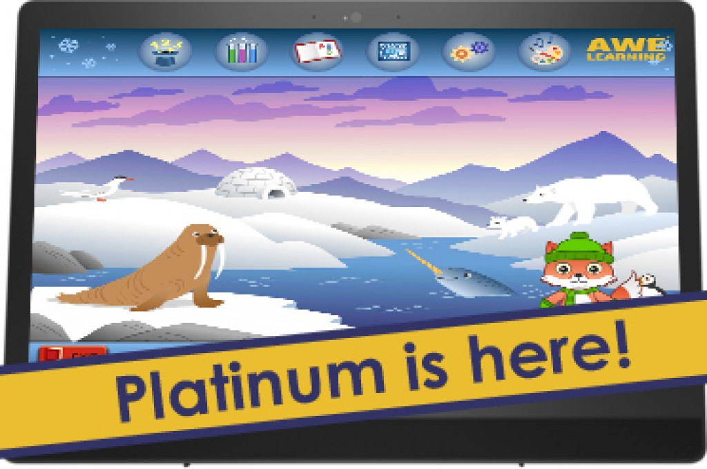 Early Literacy Station Platinum  AfterSchool Edge Platinum are now available