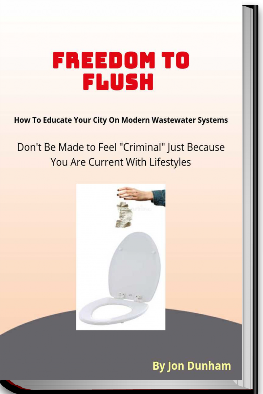 You are now free to flush