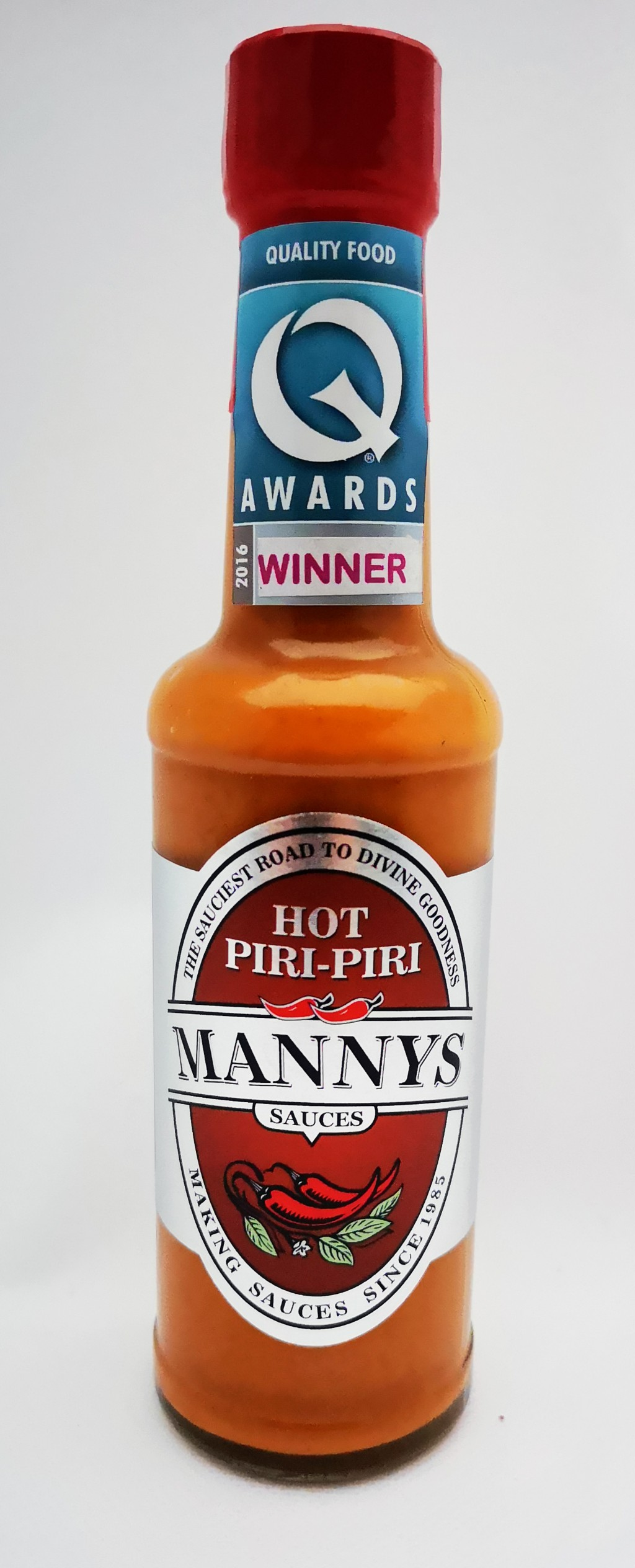 Hot Piri Piri Sauce