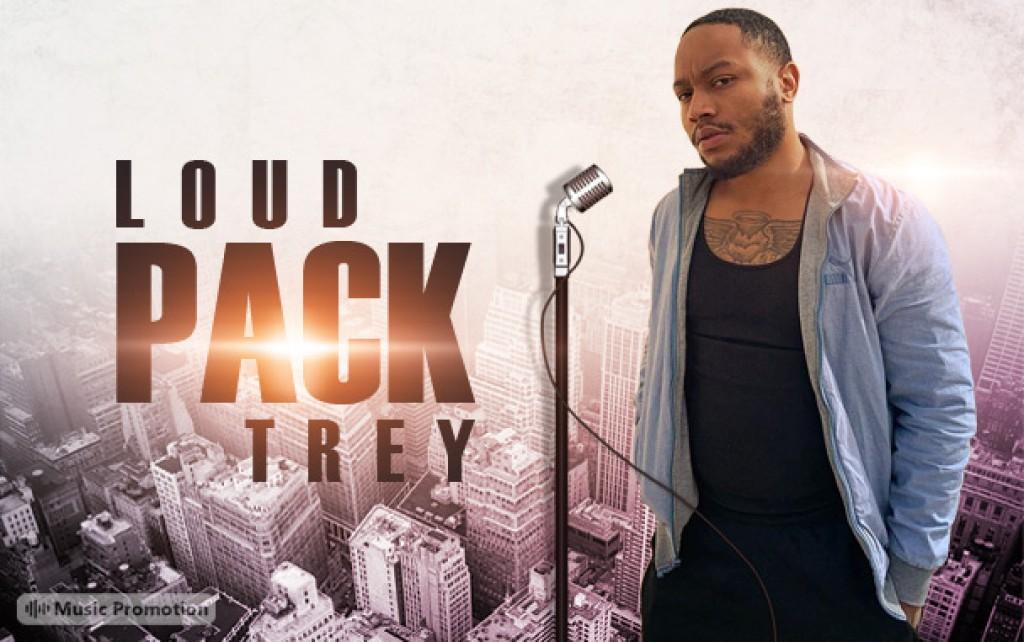 Rap Singer LoudPack Trey