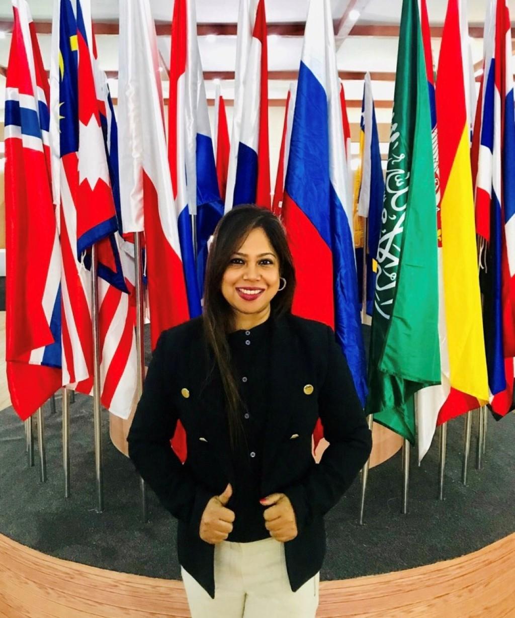 Chaitali Das  Women Entrepreneur