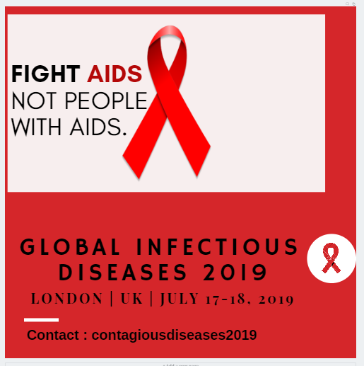 Global congress on infectious diseases and contagious diseases