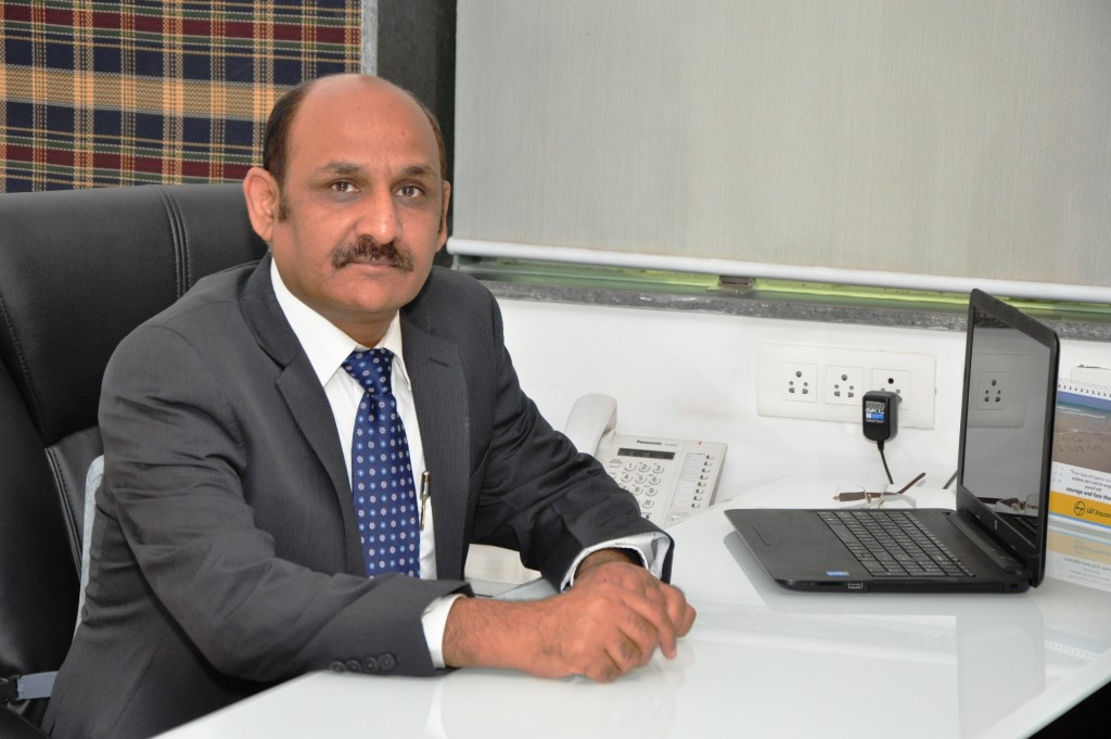 Mr Kishan Lal Agrawal Director Worldwide Insurance Brokers Ltd