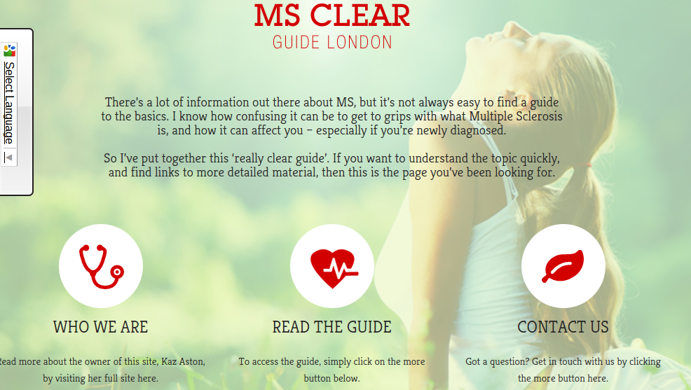 MS Clear Guide London