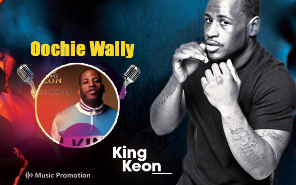 Upcoming Hip Hop Singer New Jersey King Keon's Song 'Oochie