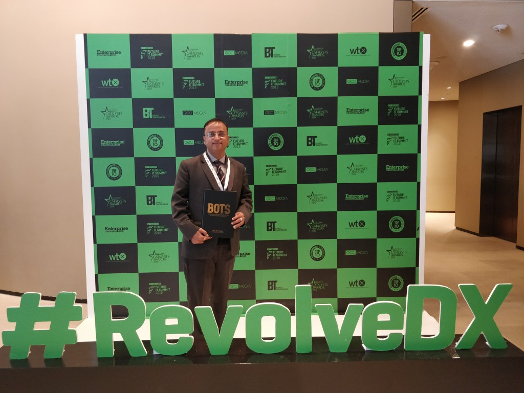 DrVijay Choudhary Chief Technology Officer HRH Group of Hotels