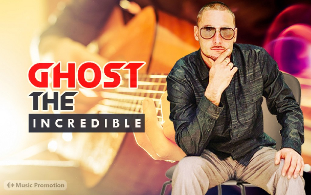 Ghost The Incredible