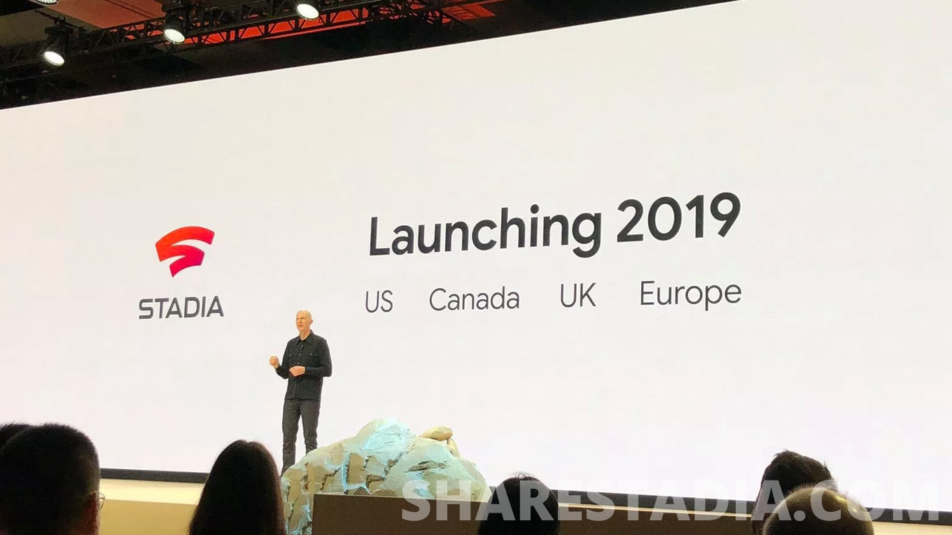Google Stadia CloudBased Streaming Gaming Platform
