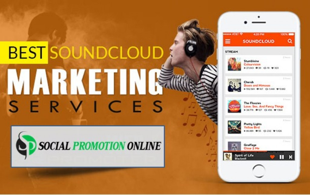 Hire Best Soundcloud Promotion Service for your Music and Get