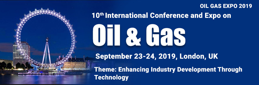 10th International Conference and Expo on Oil and Gas - IssueWire