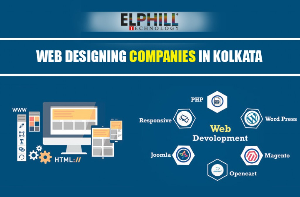 Web Designing Companies in Kolkata