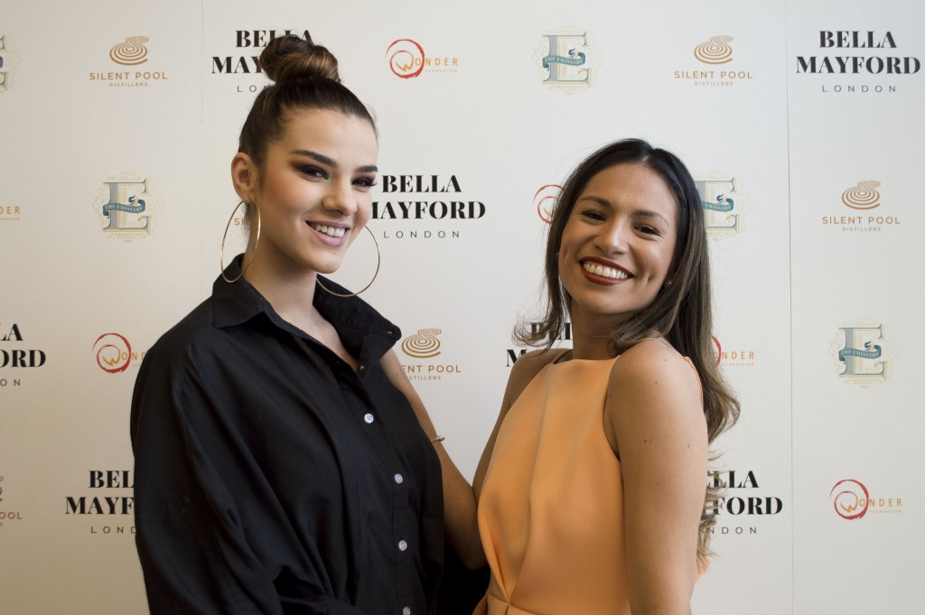 Social Media Influencers at the Bella Mayford Event