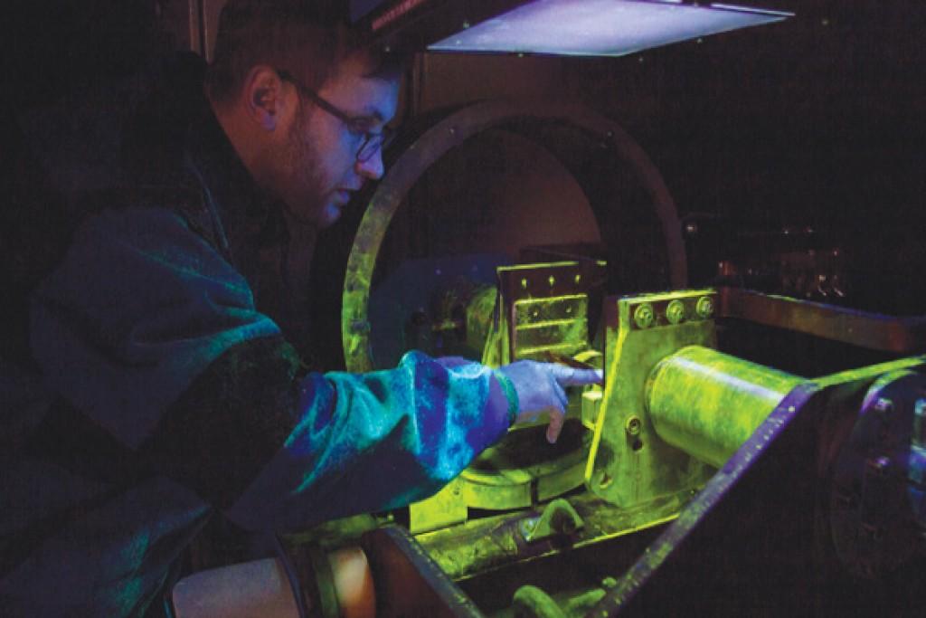 aerospace NonDestructive Testing