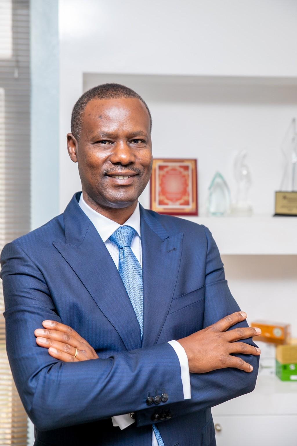Egide Gatera SP Chairman