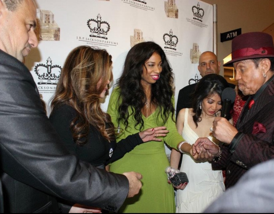 Debut of Jackson Family Tribute Collection in Las Vegas