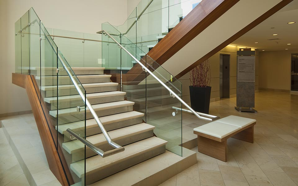 Specification Advice – Do Glass Balustrades Need A Continuous Handrail? -  IssueWire