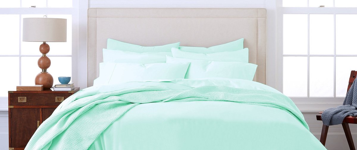 Organic Cotton Bed Sheet From Amouve
