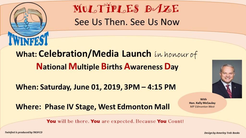 Multiples Daze Award CeremonyMedia Launch