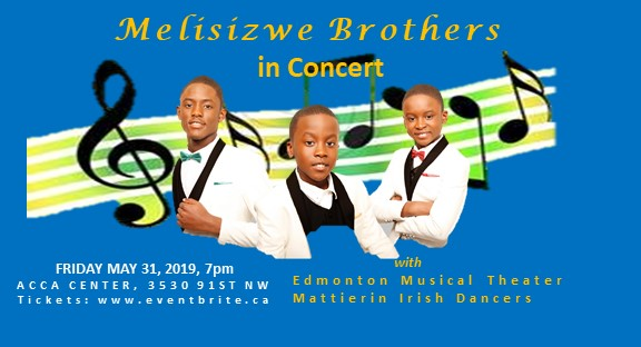 The Melisizwe Brothers in Concert