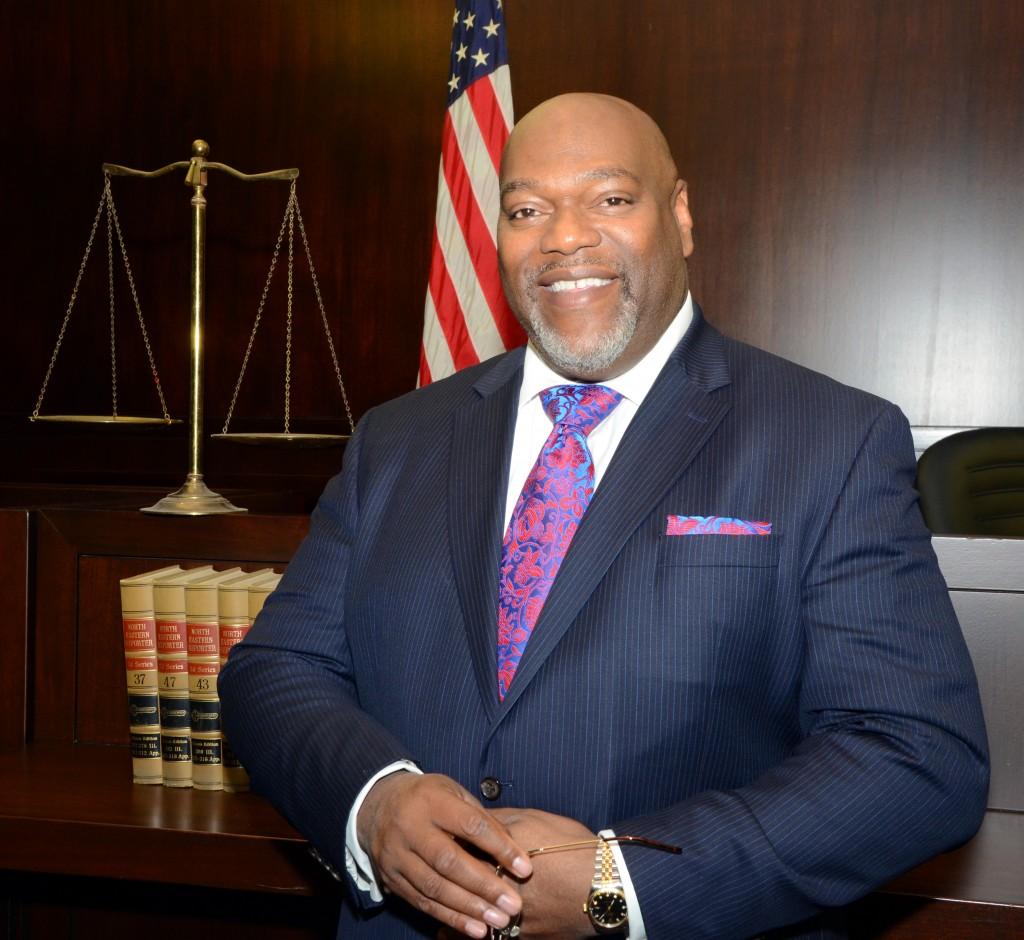 Former Judge Travis Richardson