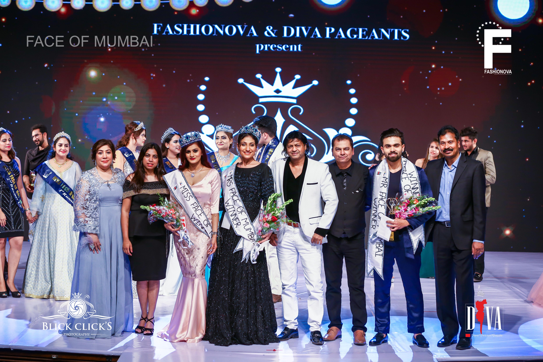 Bag Winner Title at Face of Mumbai 2019