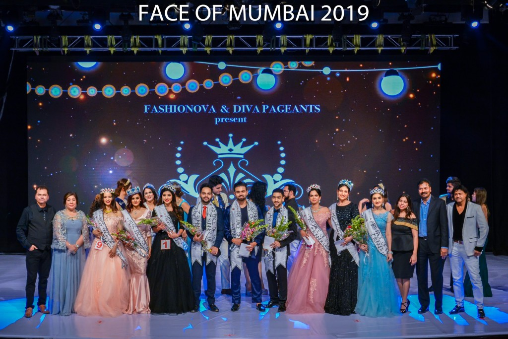 The event Face of Mumbai