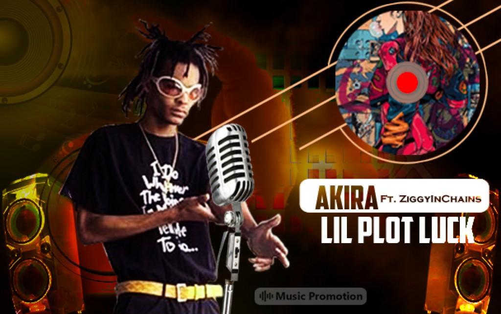Akira by LIL PLOT LUCK