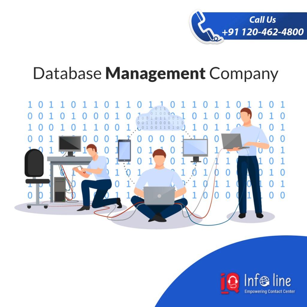 Best database management company