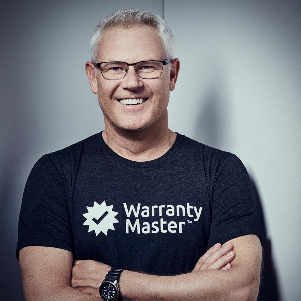 Dan Wensley Warranty Master CEO