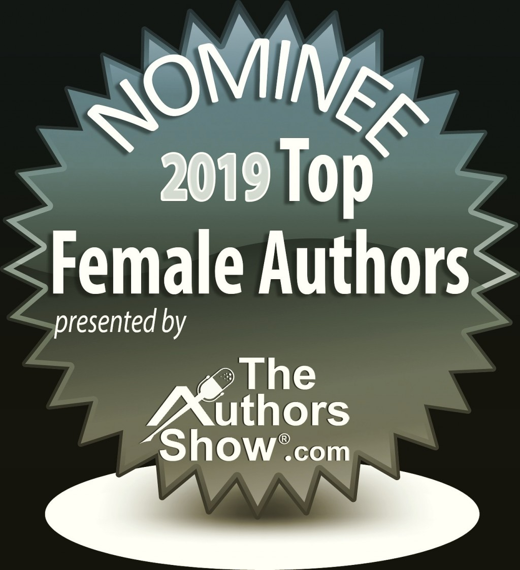 Best Female Authors 2019 Elizabeth Rossi is nominated as a 2019 Top Female Author   News 9