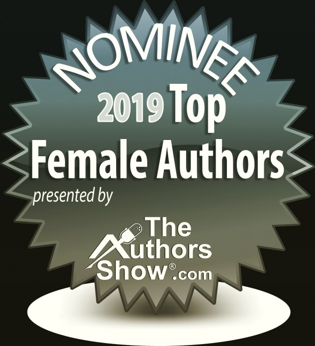Best Female Authors 2019 Elizabeth Rossi is nominated as a 2019 Top Female Author | Fast