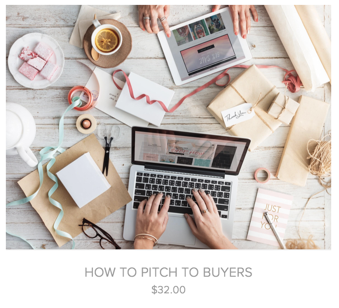 How to Pitch Buyers 32