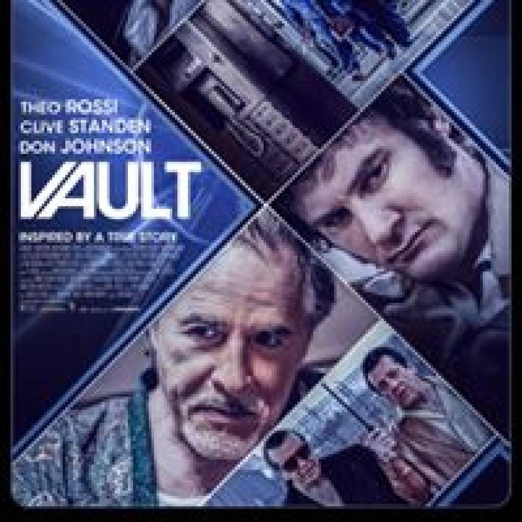 Vault Movie in Theaters June 14