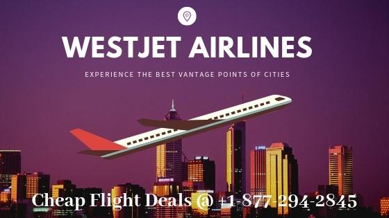 offers on WestJet Airlines