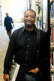 BSW Literary Conference Founder Clarence Nero