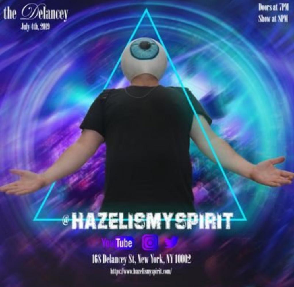 HAZELISMYSPIRIT