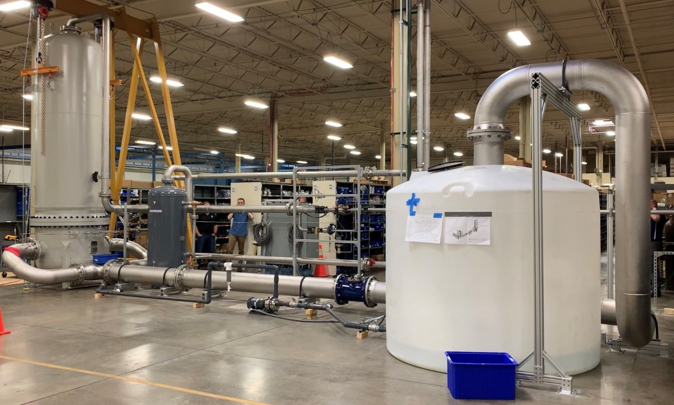 Norman Filter Company announces a newly constructed high