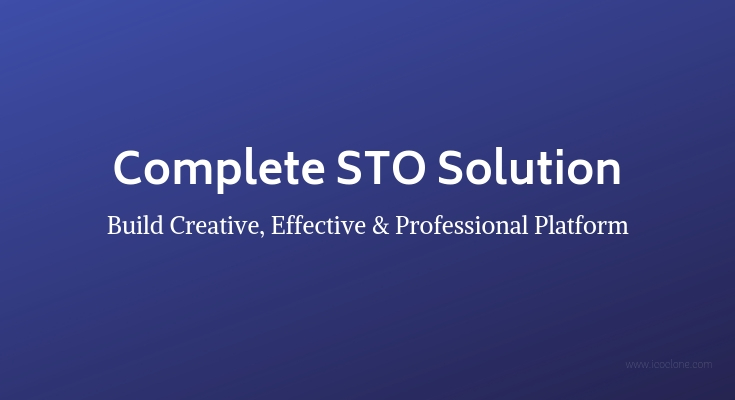 Complete Solution To Launch an STO