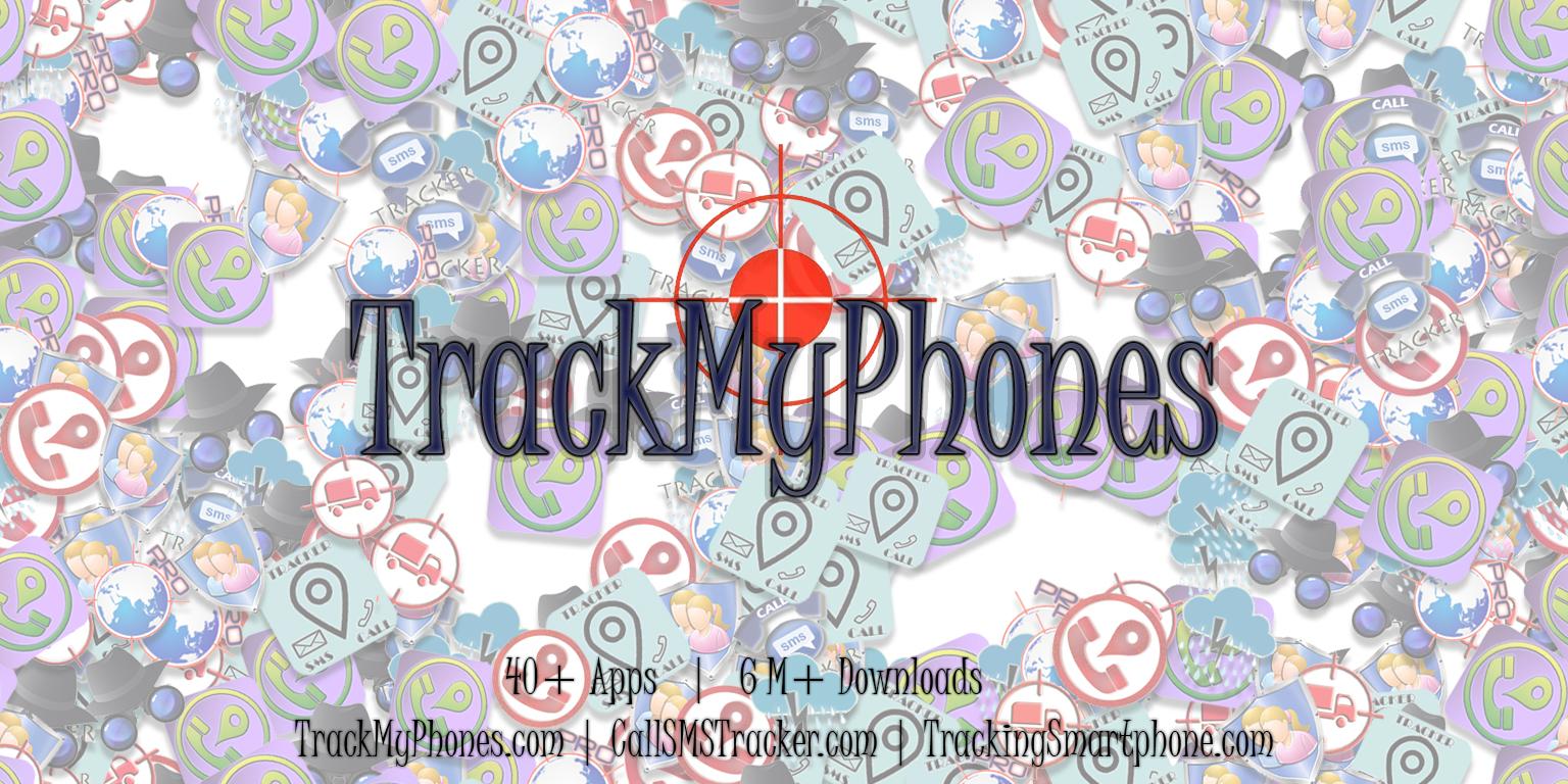 TrackMyPhones Apps