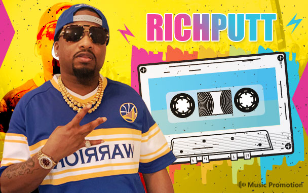 Hip-Hop Artist RichPutt's New Song 'She a Freak' is a Complete P