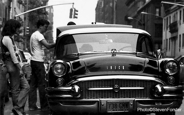 Buick New York City 1979  Steven Forster