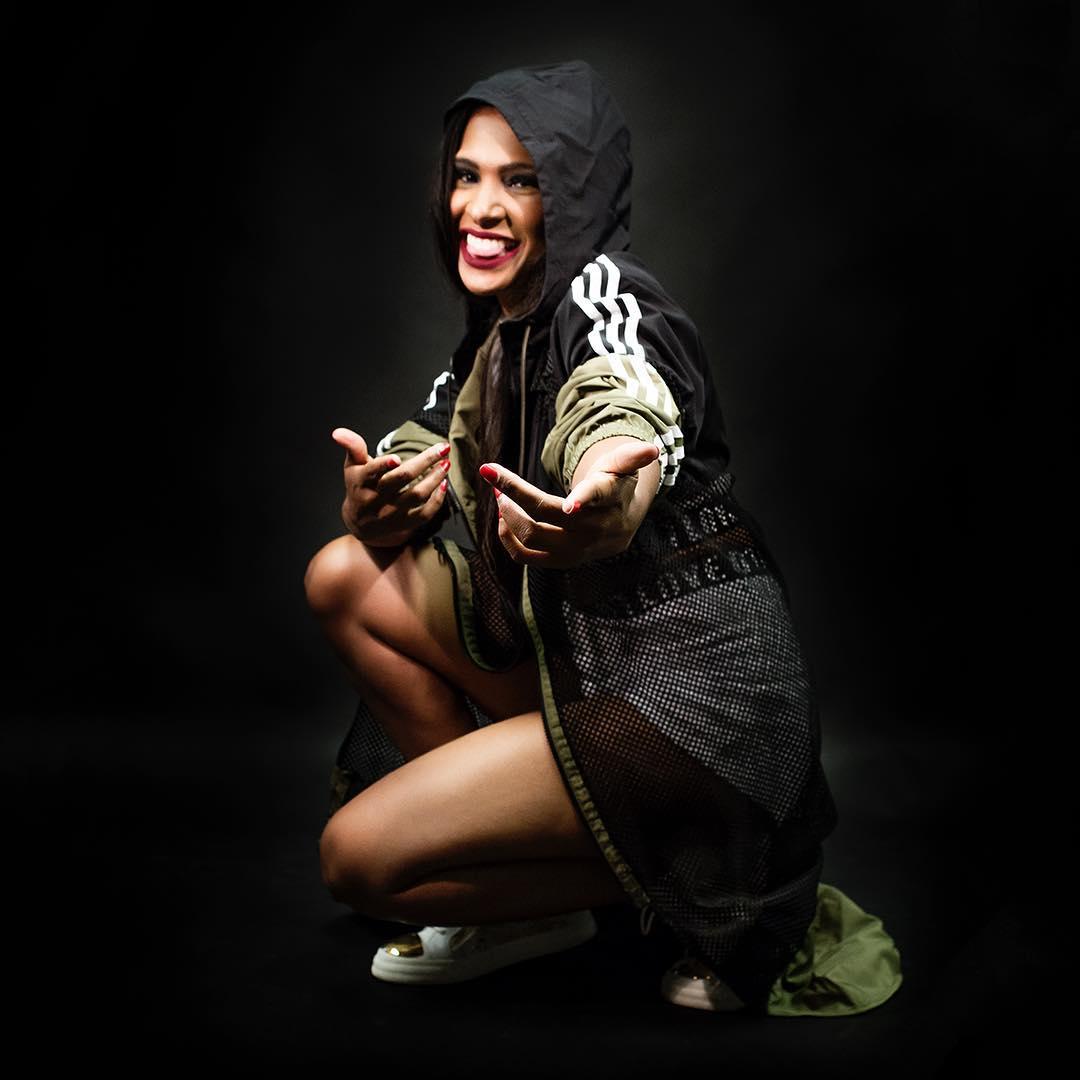 Iris Stryx hip hop singer