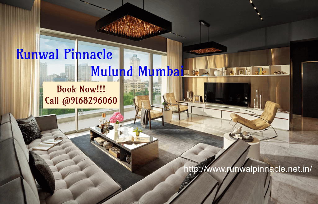 Own A Luxurious Property At Mulund West Mumbai By Runwal
