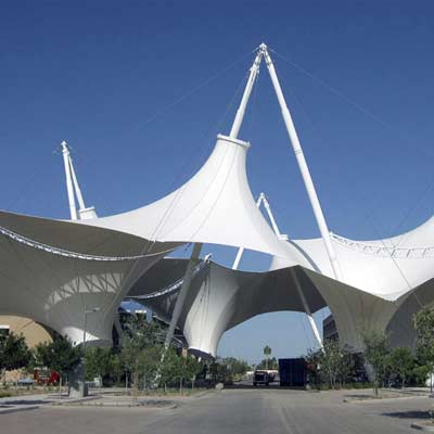 Tensile structure suppliers