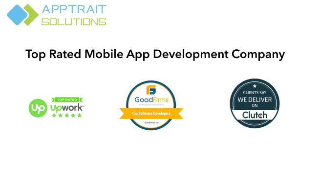 Top mobile application development company  AppTrait Solutions
