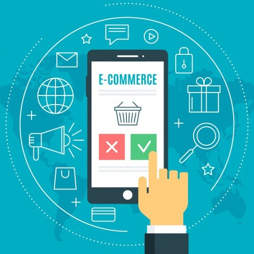Ecommerce apps development company in Lucknow